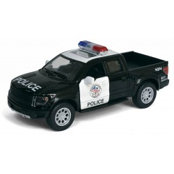 Ford F150 SVT Raptor SuperCrew (Police) 2013