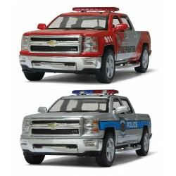 2014 Chevrolet Silverado Police/ Fire Fighter Kinsmart