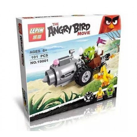 Angry Birds Lepin 19001