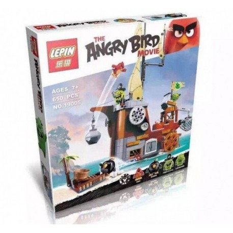 Angry Birds Lepin 19005