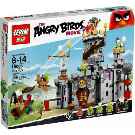 Angry Birds Lepin 19006