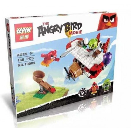 Angry Birds Lepin 19002