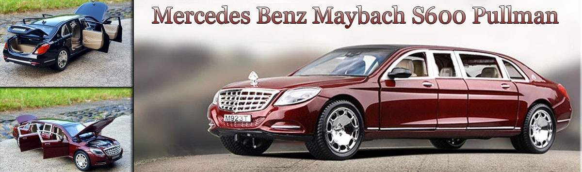 Mercedes Maybach S600 Pullman 415 гривен